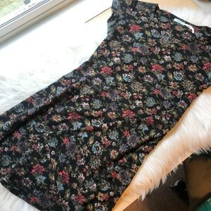 Kimchi blue urban outfitters floral skater dress
